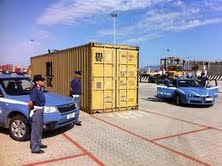 Container radioattivo