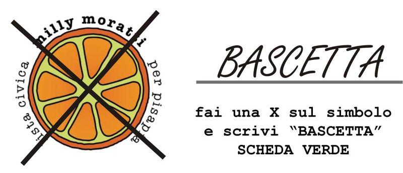 Scrivi Bascetta